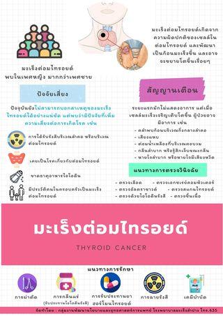 มะเร็งต่อมไทรอยด์